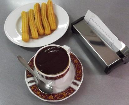 Chocolatería Lamolda
