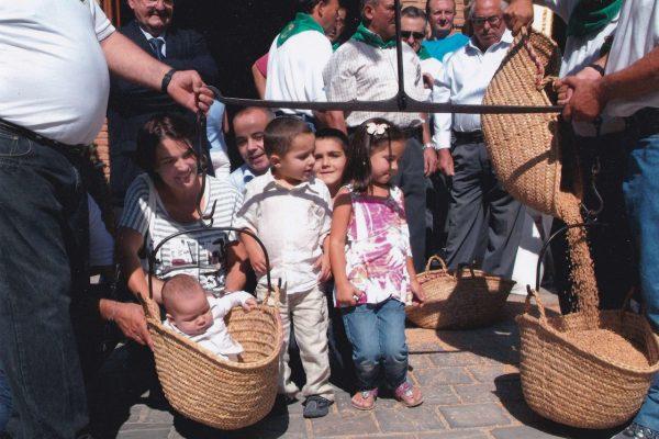 Pesaje de Niños de Lituénigo